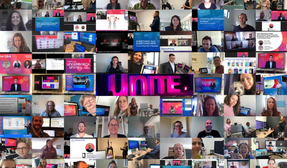Mosaic Unite header