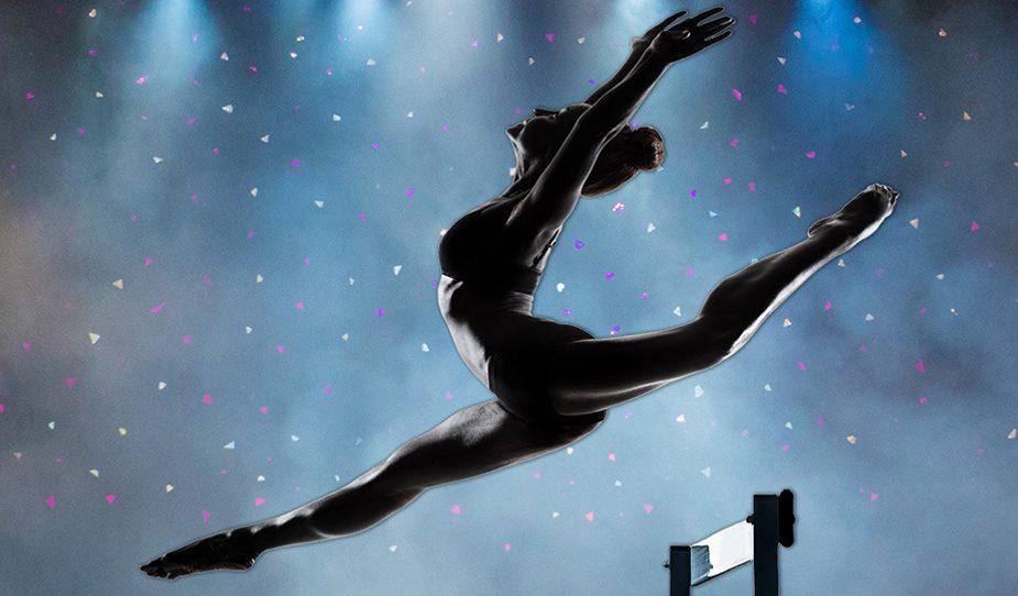Performing Arts Ballet Stage jump Header
