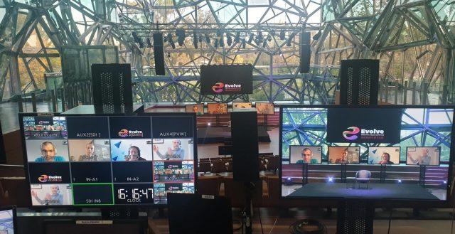 Fed Square Virtual Edge Boradcast