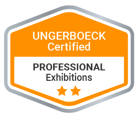 Exhibitions Pro Certification Badge