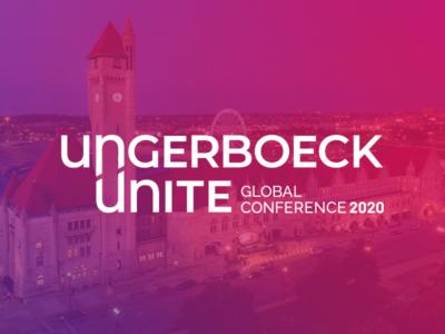 Unite 2019 menu