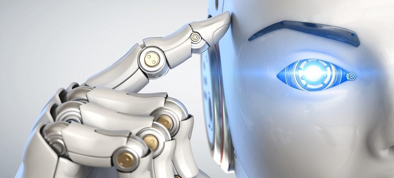 AI Robots Machine Learning