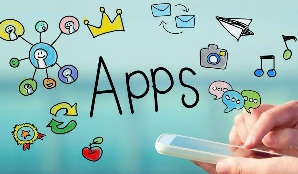 Messe apps