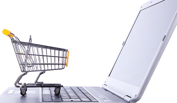 Webshop online shopping