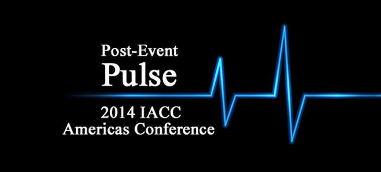 Post event pulse 2014 iacc americas conference