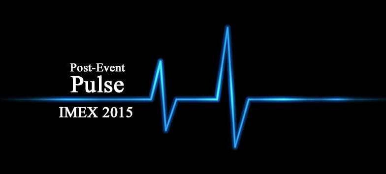 Post event pulse 2015 imex