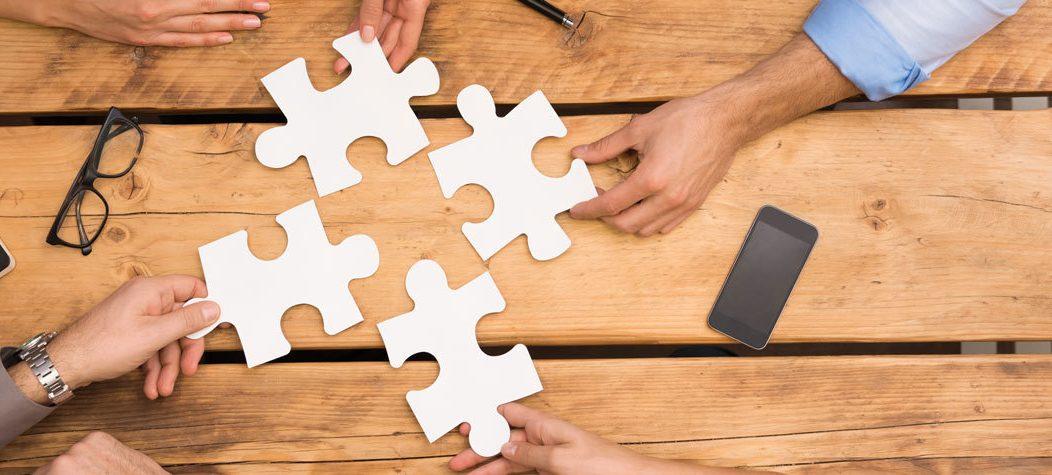 Puzzle collaboration